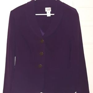 dorby Jackets & Coats - Dorby Purple coat